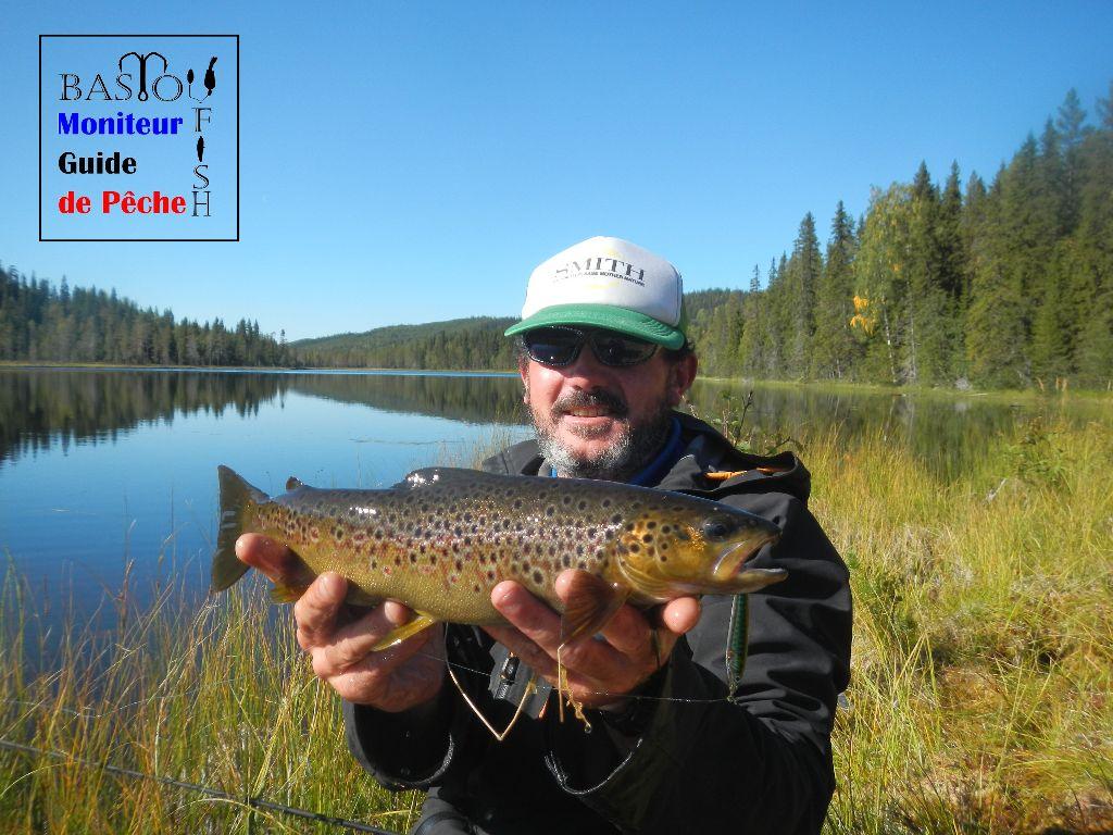 pêche en suède