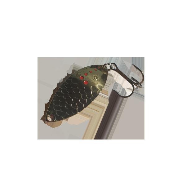 cuillère ondulante gros poisson
