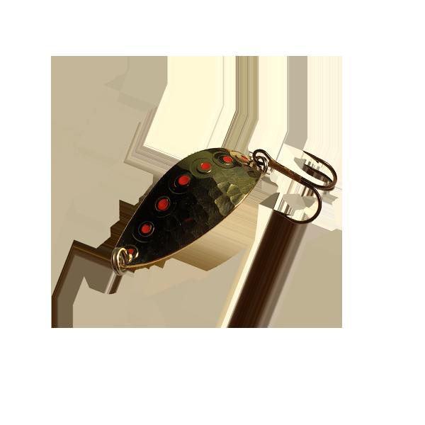cuillère pour la pêche
