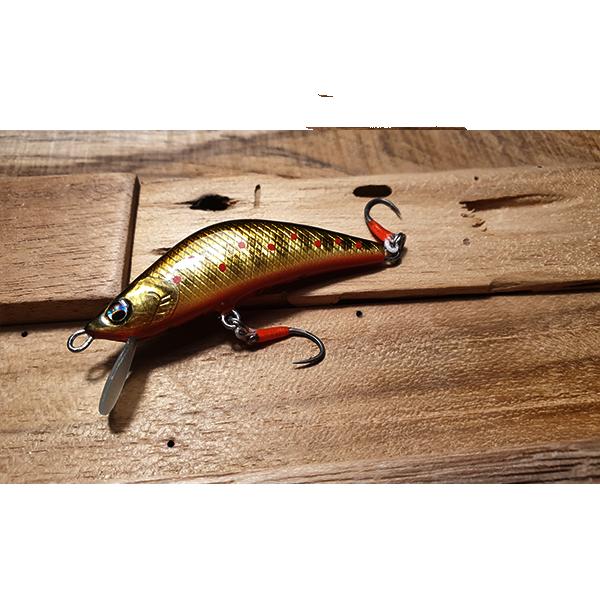 poisson nageur pour la truite