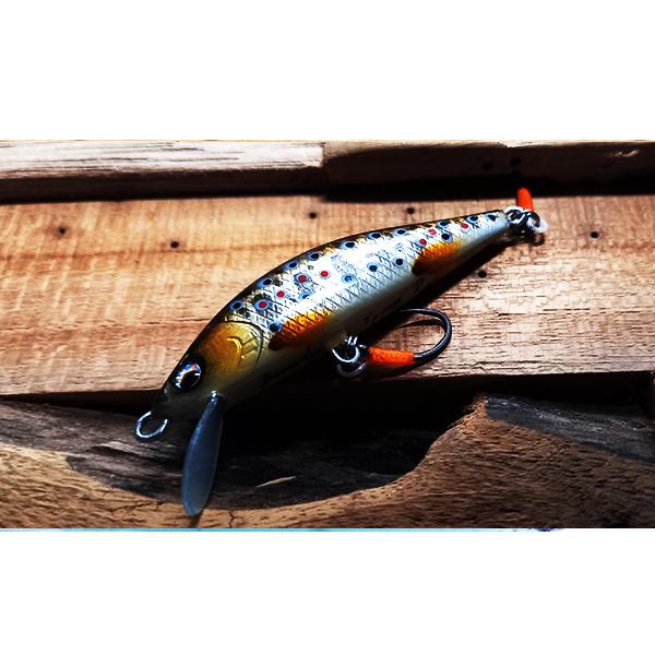 bounty hunter spécial R50R truite