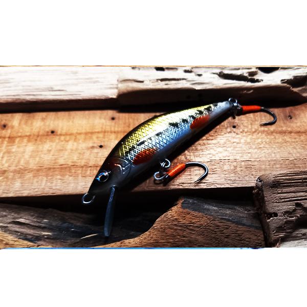 leurre poisson nageur vairon naturel spécial truite
